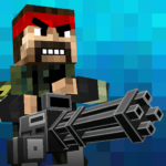 Pixel Fury Multiplayer in 3D 16.0 MOD Unlimited Money for android