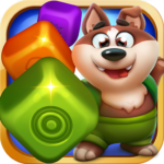 Puppy Blast – pets puzzle adventure 1.0.37.340 MOD Unlimited Money for android