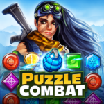 Puzzle Combat Tactical Matching Action RPG 21.3.0 MOD Unlimited Money for android