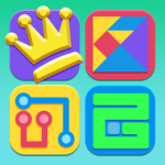 Puzzle King – Puzzle Games Collection 2.0.0 MOD Unlimited Money for android
