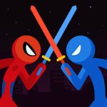 Spider Stickman Fighting – Supreme Warriors 1.1.8 MOD Unlimited Money for android