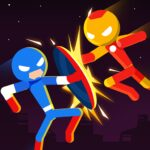Stick Super Hero – Strike Fight for heroes legend 1.0.9 MOD Unlimited Money for android