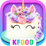 Unicorn Chef Cooking Games for Girls 4.0 MOD Unlimited Money for android