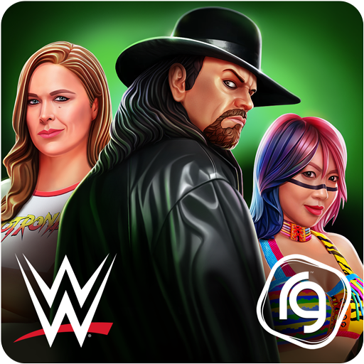 WWE Mayhem 1.34.208 MOD Unlimited Money for android