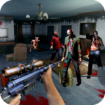 Zombies Frontier Dead Killer TPS Zombie Shoot 1.0 MOD Unlimited Money for android