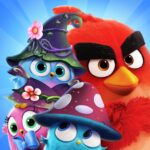 Angry Birds Match 3 4.3.1 MOD Unlimited Money for android