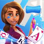 Avas Manor – A Solitaire Story 12.0.1 MOD Unlimited Money for android