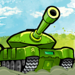 Awesome Tanks 1.215 MOD Unlimited Money for android
