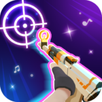 Beat Shooter – Gunshots Rhythm Game 1.0.6 MOD Unlimited Money for android
