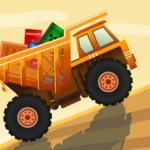 Big Truck –best mine truck express simulator game 3.51.52 MOD Unlimited Money for android