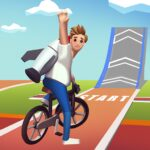 Bike Hop Be a Crazy BMX Rider 1.0.53 MOD Unlimited Money for android
