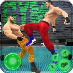 Bodybuilder Fighting Club 2019 Wrestling Games 1.1.5 MOD Unlimited Money for android