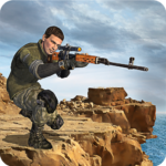Border War Army Sniper 3D 1.0 MOD Unlimited Money for android