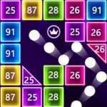 Brick Ball Fun-Crush blocks 1.5 MOD Unlimited Money for android