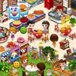 Cafeland – World Kitchen 2.1.40 MOD Unlimited Money for android