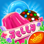 Candy Crush Jelly Saga MOD Unlimited Money for android