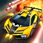 Chaos Road Combat Racing 1.4.7 MOD Unlimited Money for android