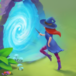 Charms of the Witch Magic Mystery Match 3 Games 2.20.1 MOD Unlimited Money for android
