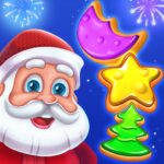 Christmas Cookie – Santa Clauss Match 3 Adventure 3.1.6 MOD Unlimited Money for android