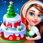 Christmas Cooking Chef Madness Fever Games Craze 1.4.21 MOD Unlimited Money for android