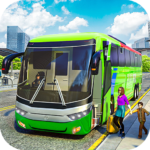 City Coach Bus Driving Simulator 3D City Bus Game 1.0 MOD Unlimited Money for android