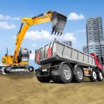 City Construction Simulator Forklift Truck Game 3.30 MOD Unlimited Money for android