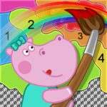 Color by Number for Kids 1.0.9 MOD Unlimited Money for android