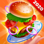Cooking Frenzy A Crazy Chef in Cooking Games 1.0.30 MOD Unlimited Money for android