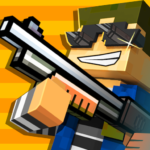 Cops N Robbers – 3D Pixel Craft Gun Shooting Games 9.7.0 MOD Unlimited Money for android