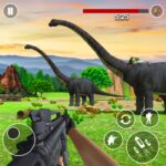 Dinosaurs Hunter Wild Jungle Animals Safari 2 3.3 MOD Unlimited Money for android