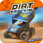 Dirt Trackin Sprint Cars 3.1.2 MOD Unlimited Money for android