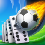 Dominoes Striker Play Domino with a Soccer blend 2.2.2 MOD Unlimited Money for android