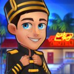 Doorman Story Hotel team tycoon 1.3.3 MOD Unlimited Money for android