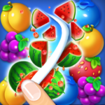 Fruits Crush – Link Puzzle Game 1.0025 MOD Unlimited Money for android