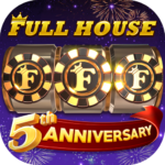 Full House Casino – Free Vegas Slots Machine Games 1.3.6 MOD Unlimited Money for android