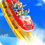 Fun Town Build theme parks play match 3 games 0.2.68 MOD Unlimited Money for android
