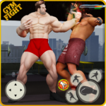 GYM Fighting Games Bodybuilder Trainer Fight PRO 1.1.6 MOD Unlimited Money for android