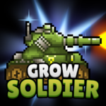Grow Soldier – Idle Merge game 3.5.7 MOD Unlimited Money for android
