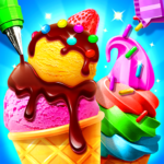 Ice Cream Master 2 – Popular Dessert Shop 2.3.5017 MOD Unlimited Money for android