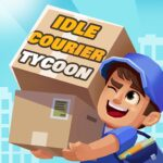 Idle Courier Tycoon – 3D Business Manager 1.0.10 MOD Unlimited Money for android
