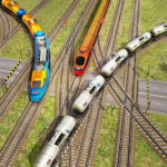 Indian Train City Pro Driving- Oil Tanker Train 5 MOD Unlimited Money for android