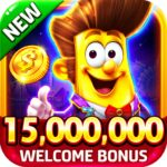 Jackpot Fever Free Vegas Slot Machines 1.0.109 MOD Unlimited Money for android