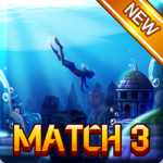 Jewel Water World 1.1.0 MOD Unlimited Money for android
