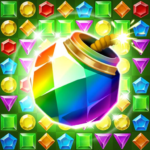 Jungle Gem Blast Match 3 Jewel Crush Puzzles 4.2.0 MOD Unlimited Money for android