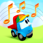 Leo the Truck Nursery Rhymes Songs for Babies 1.0.55 MOD Unlimited Money for android
