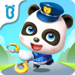 Little Panda Policeman 8.47.00.01 MOD Unlimited Money for android