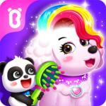 Little Pandas Pet Salon 8.48.00.01 MOD Unlimited Money for android