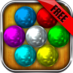 Magnetic Balls HD Free Match 3 Physics Puzzle 2.2.0.9 MOD Unlimited Money for android