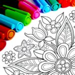 Mandala Coloring Pages 14.4.4 MOD Unlimited Money for android