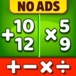 Math Games – Addition Subtraction Multiplication 0.0.5 MOD Unlimited Money for android